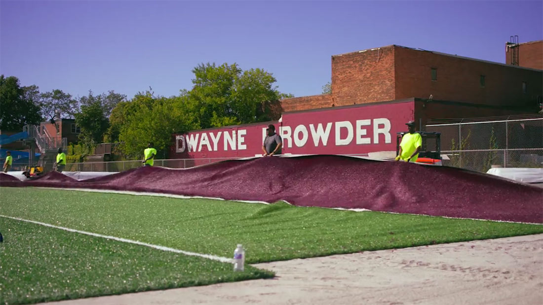 Dwayne Browder Field