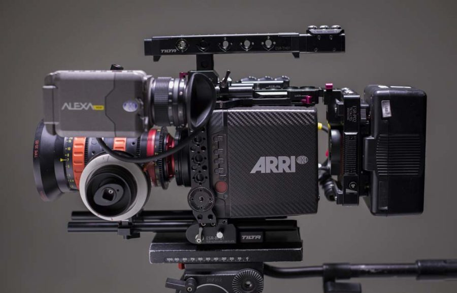 The ARRI ALEXA camera