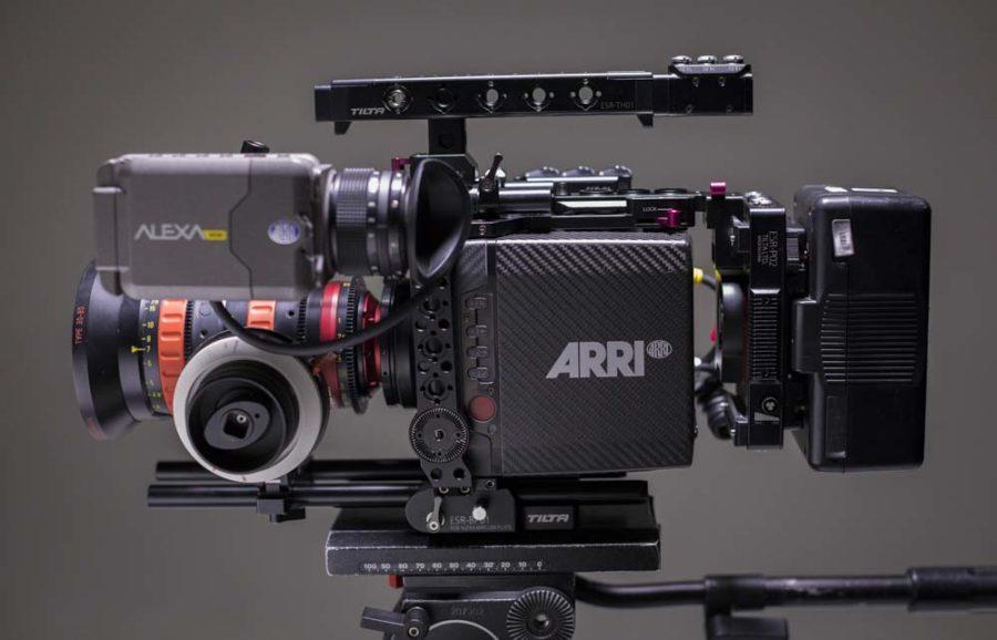 The ARRI ALEXA camera